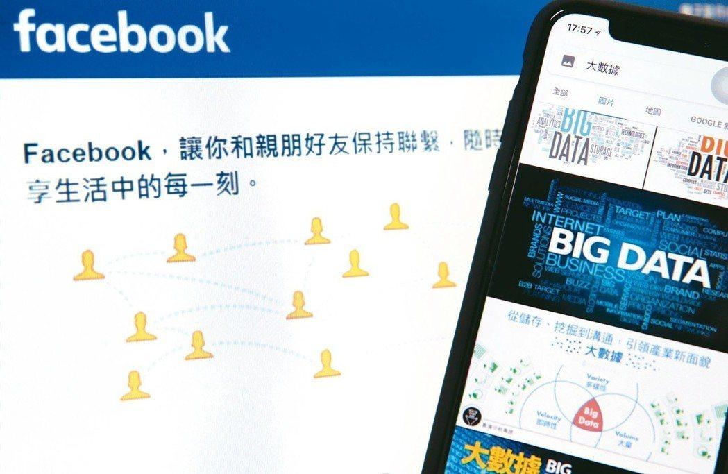 英國劍橋分析公司遭爆濫用臉書個資介入美國大選,讓火紅的「大數據」是否跨過法律紅線...