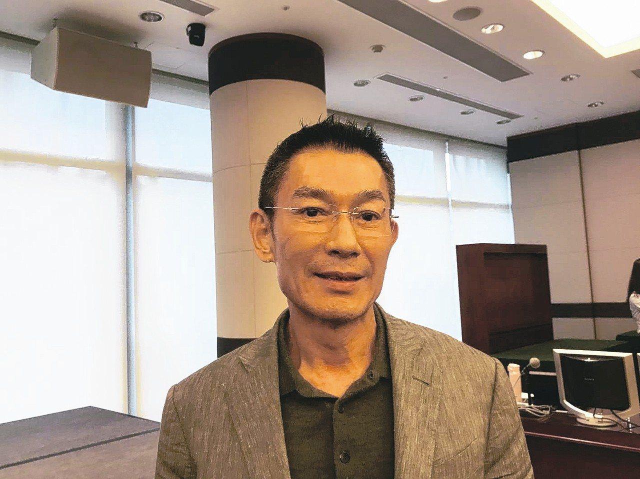 為升董事長尤山泉。 聯合報系資料庫