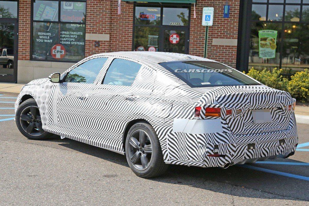 2.5自然進器可選配AWD是一大利多。 摘自carscoops