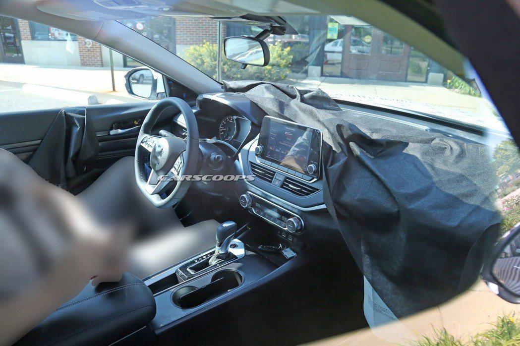 Altima將是首款汽油房車搭載ProPilot。 摘自carscoops