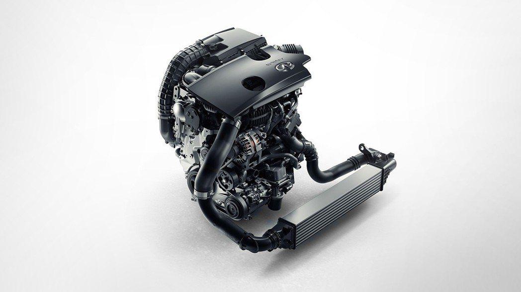 VC-Turbo可變壓縮比引擎。 摘自Infiniti