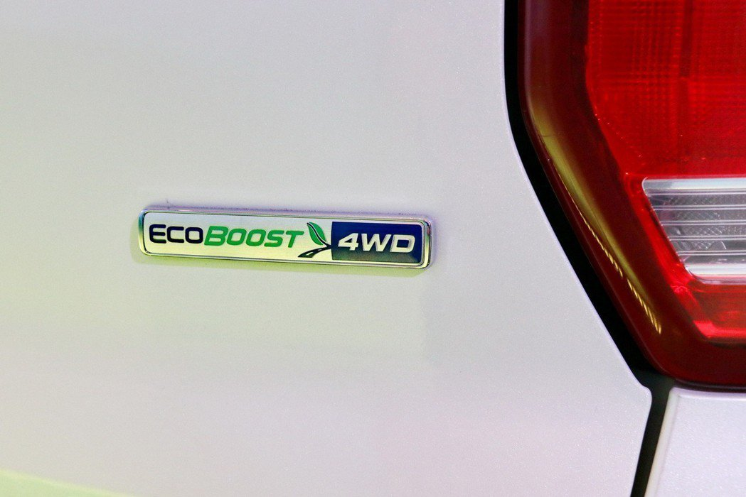 Ford Explorer及Ford EcoSport都將導入EcoBoost綠能引擎。 記者陳威任/攝影