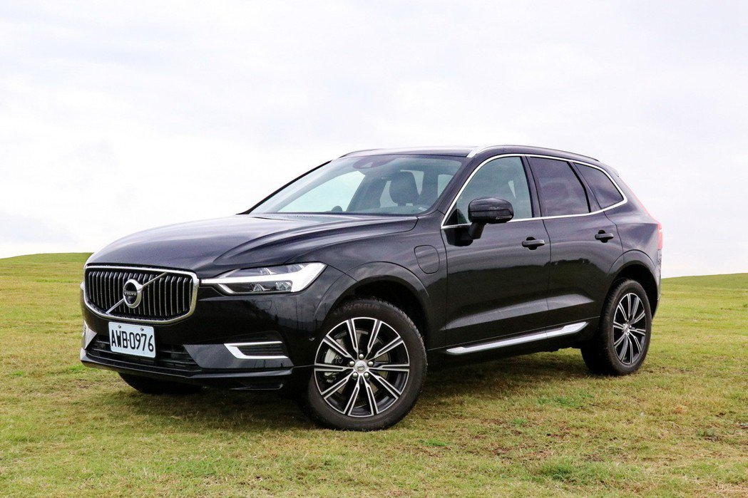 Volvo XC60 T8 Inscription。 記者陳威任/攝影