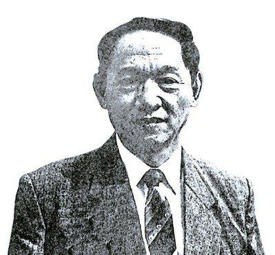 劉連昆生前攝於北京的照片。他擔任台灣的「內線」達7年之久,提供無數極具價值的機密...