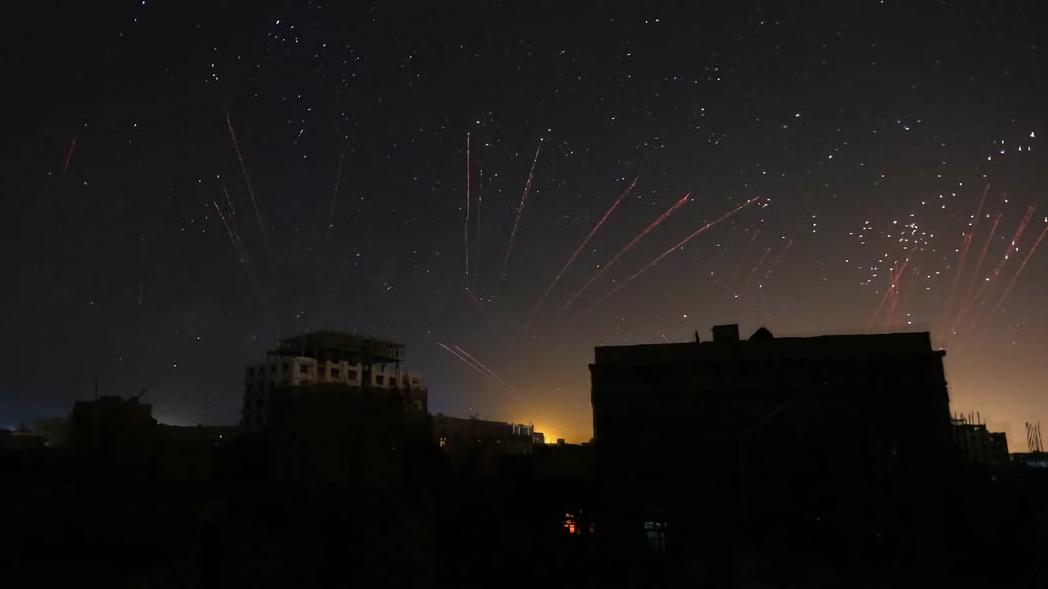 另類美中飛彈戰?愛國者攔截山寨紅旗 在沙國砸死埃及人