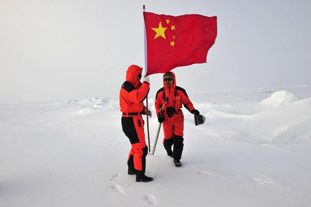 中國在北極事務上的「入局」,勢必會讓北極國家之間的博弈,益發複雜而多變。