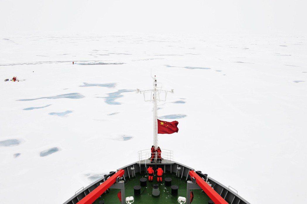在「一帶一路」後,中國也意圖在北極開拓「冰上絲路」?