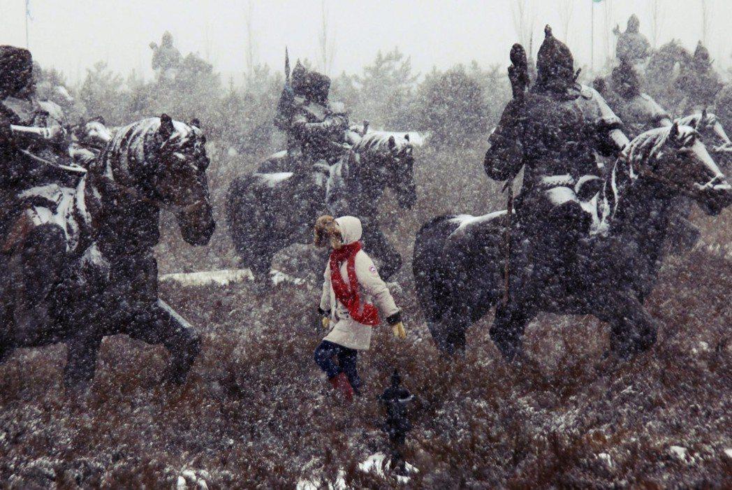 「姐是去尋找我們民族的『鄉愁』。」游牧文化與成吉思汗始終是各地蒙古人心中恆常不變...