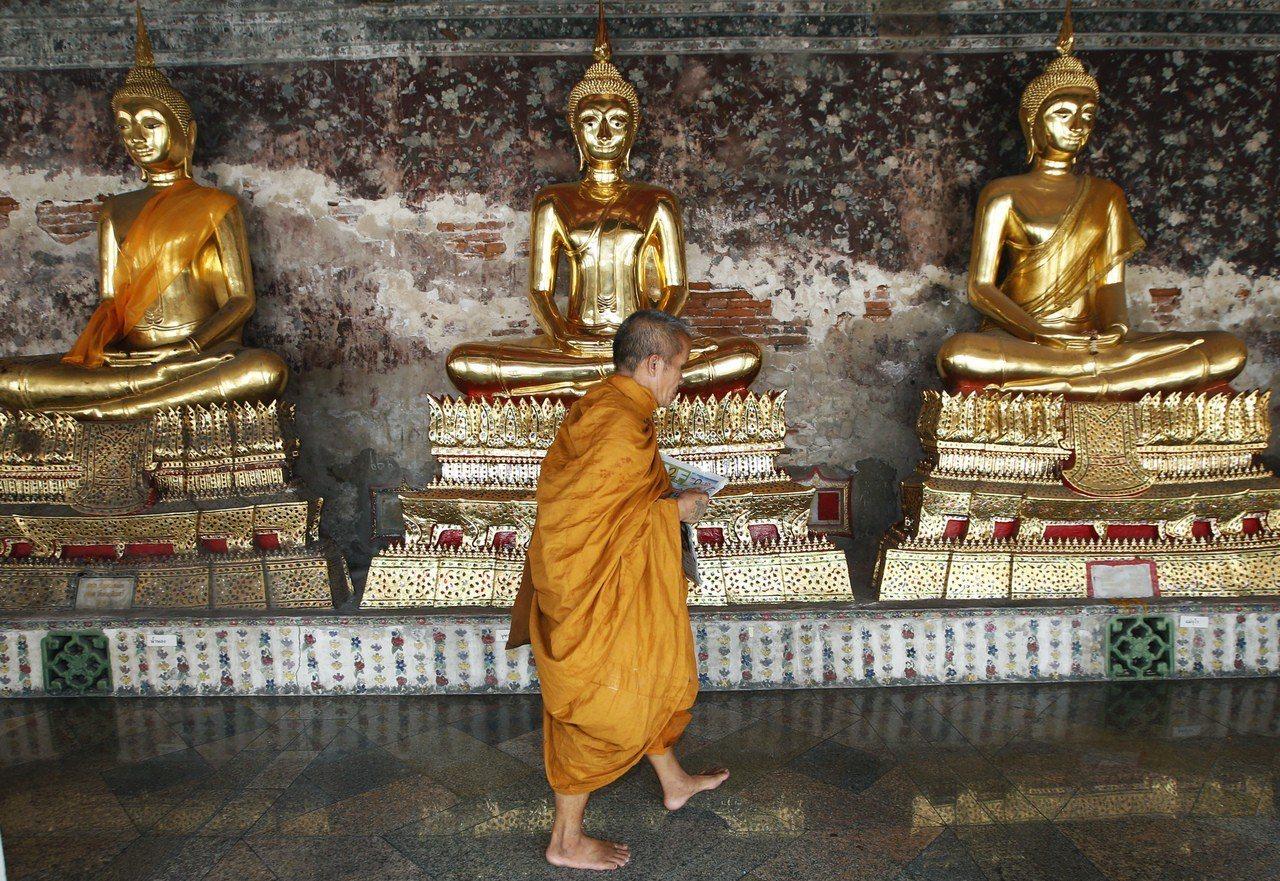 泰國佛教之謎 ...