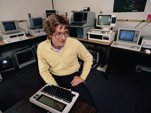 ▲ 蓋茲承認自己有拖延的習慣。(Source:Bill Gates FB)
