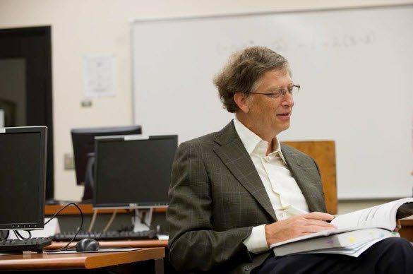 (首圖來源:Bill Gates Twitter)