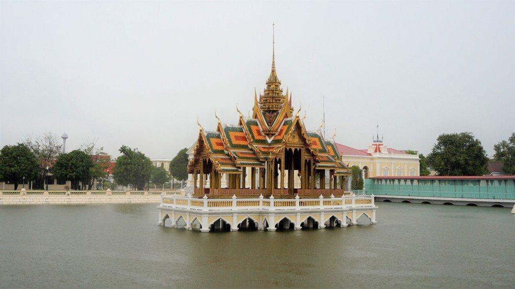 ▲泰國大城邦芭茵夏宮。(圖/Tripbaa趣吧!達人帶路)