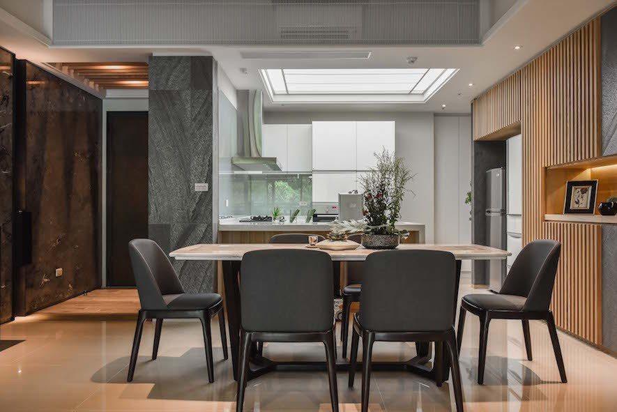 (圖)竹村空間設計 住宅設計作品《原風景》