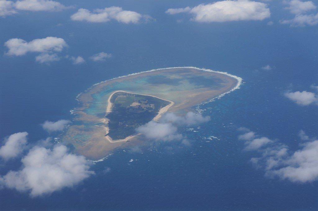 ▲沖繩水納島。(圖/攝影者:Masahiro TAKAGI, Flickr CC...