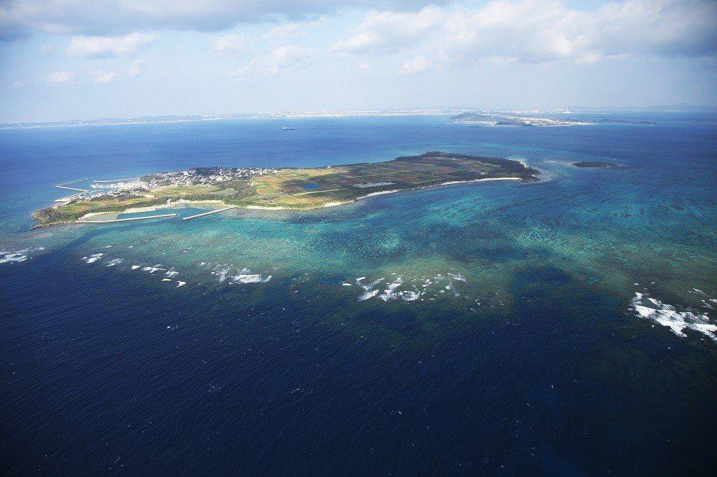 ▲沖繩津堅島。(圖/© Okinawa Convention&Visitors ...