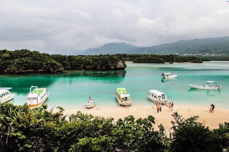 沖繩石垣島。(圖/©Saori K/©JNTO)