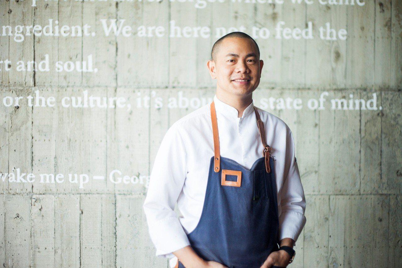 台灣名廚江振誠將在今年的亞洲50最佳餐廳領取終身成就獎。圖/赫士盟提供