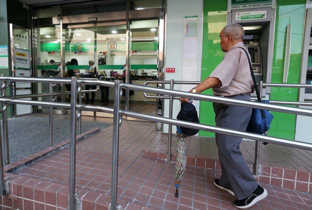 目前郵局有不少員工招待所,但住房率低,昨有立委質疑郵局竟還要再蓋新的,有浪費公帑之嫌。 圖/聯合報系資料照片