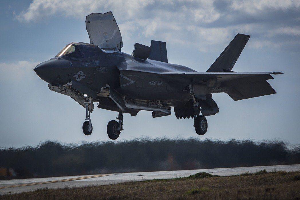 美參議員致函 呼籲川普售台F35