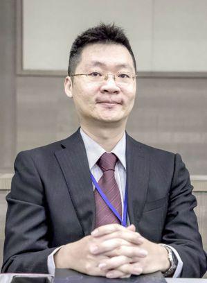 中國醫藥大學附設醫院醫學研究部助理研究員施秉孝博士。 台灣褐藻醣膠發展學會/提供