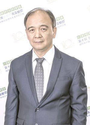 光田綜合醫院內科部部長柯萬盛。 台灣褐藻醣膠發展學會/提供