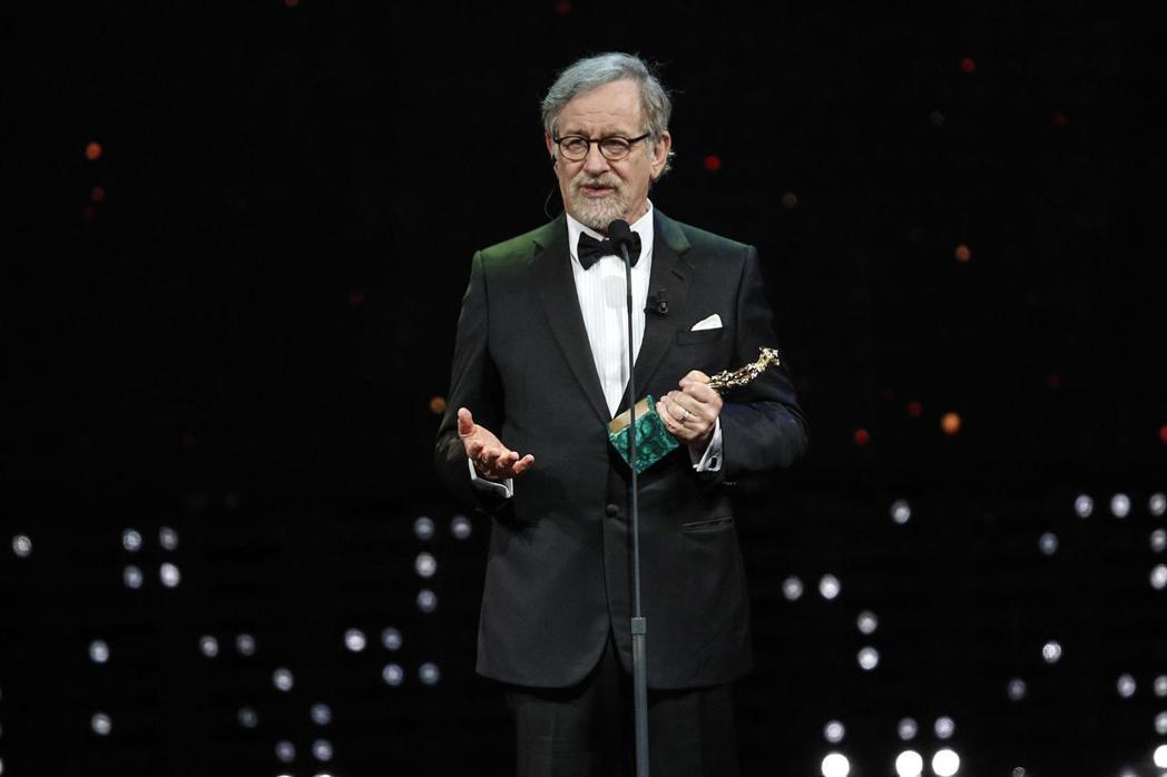 名導史匹柏認為Netflix電影沒資格參加奧斯卡。圖/美聯社