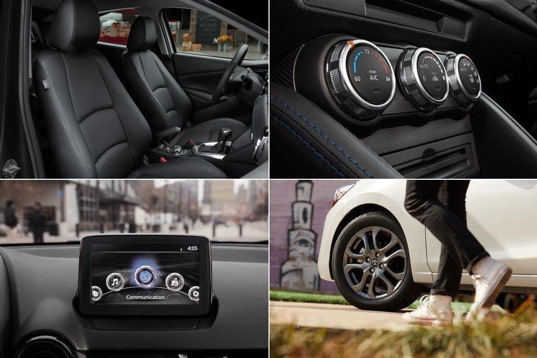 由於與Mazda2為雙生車款,所以2019年式、小改款Toyota Yaris ...
