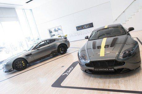 英式熱血勁駒 Vantage AMR V8/V12車型亮相!
