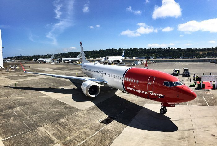 Norwegian Air Shuttle挪威航空 Google