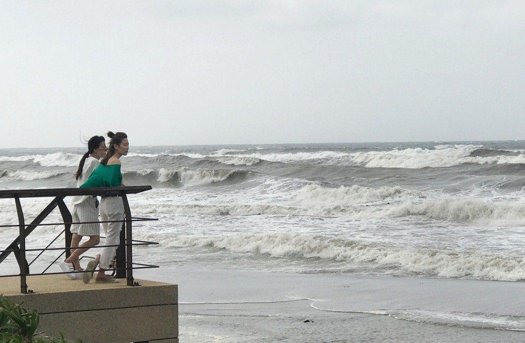 今年第3號颱風「鯉魚」對台灣的天氣沒有直接影響,但氣象局提醒,東半部(含綠島、蘭...