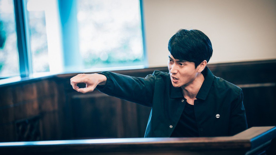 劉冠廷演出「1006的房客」。圖/歐銻銻娛樂提供