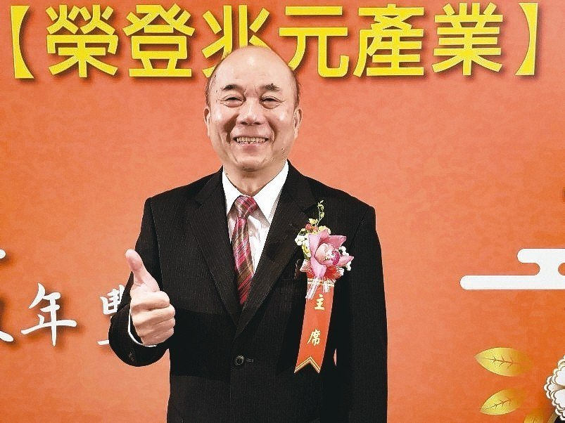 機械公會第28屆新任理事長由柯拔希續挑大樑。 魯修斌/攝影