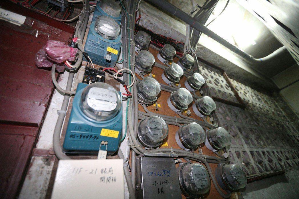 台電昨(27)日公布將在4月1日施行的新電價級距表,整體電價漲幅為3%。 報系資...