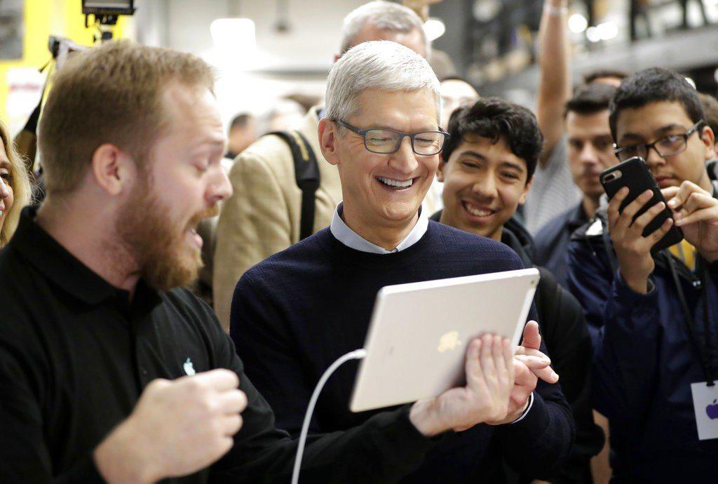 蘋果公司(Apple)在春季發表會中宣布更新iWork。 美聯社
