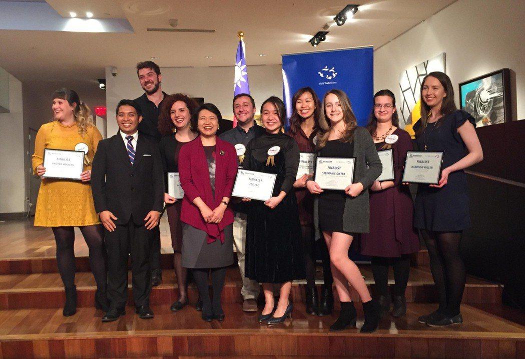 世界青年聯盟(WYA)與駐紐約台北經文處合辦曼哈頓國際影展。 圖/中央社