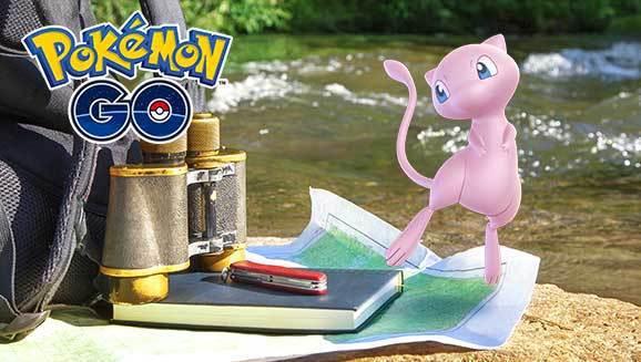 傳說寶可夢「夢幻」即將登場! 圖擷自pokemonhubs.com