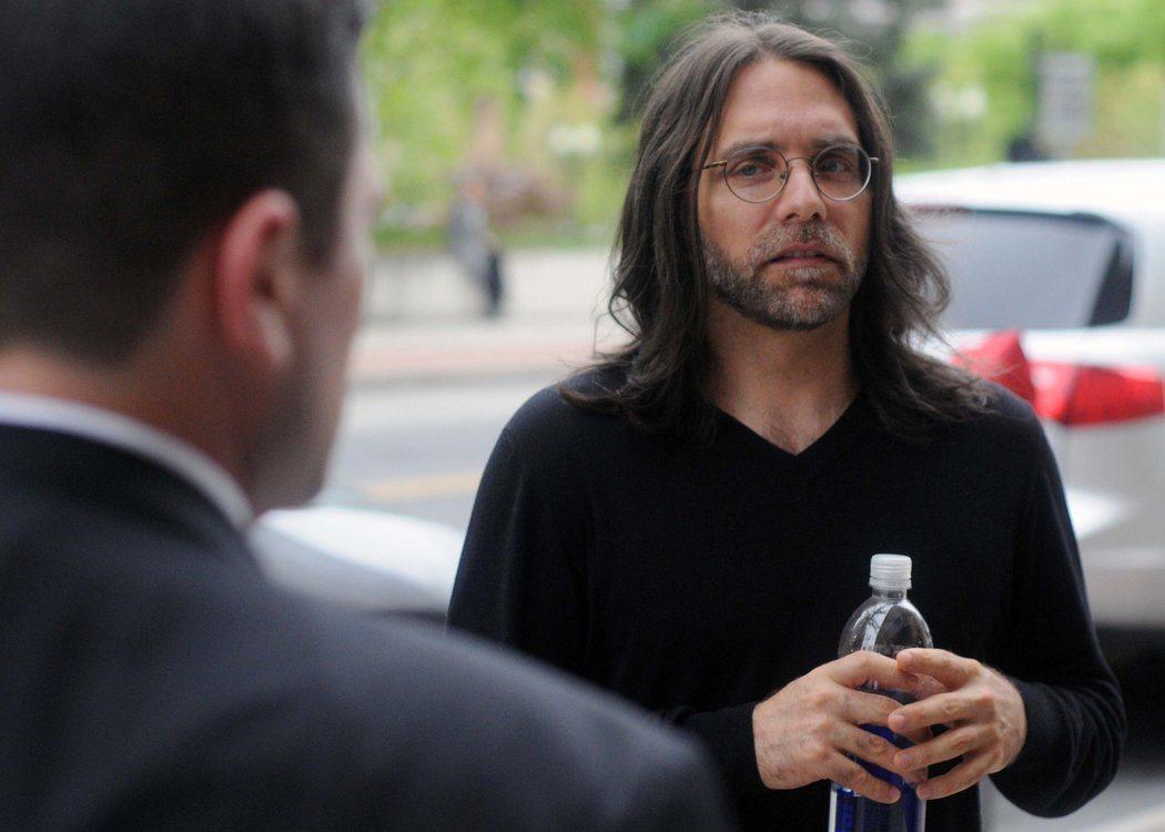 祕密組織創辦者雷尼爾。圖/取自《紐約時報》