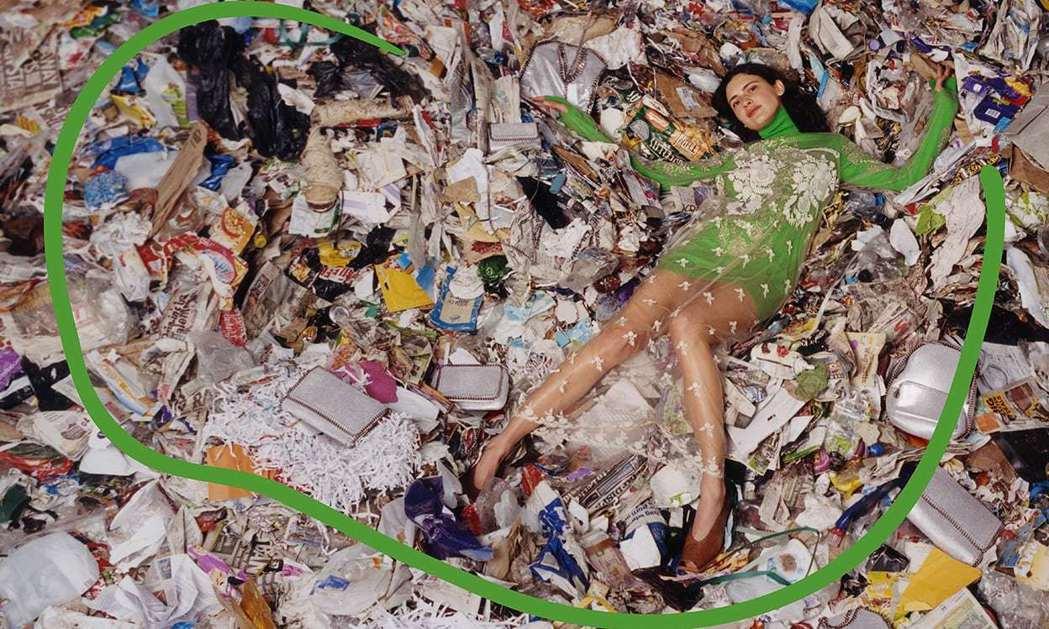 「還在用皮草?太落伍了!」Stella McCartney近期作品,聚焦在「浪費...