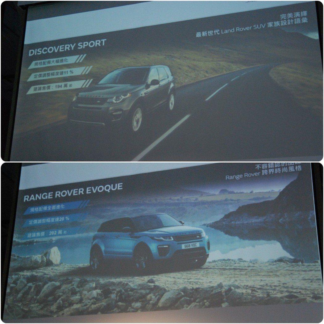 Discovery Sport 降幅達 11%,入門車型來到 194 萬(原 1...