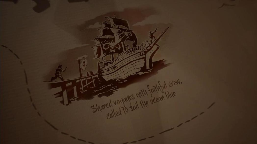 雖然開頭有一小段劇情動畫,不過僅用簡單的水墨畫帶過。