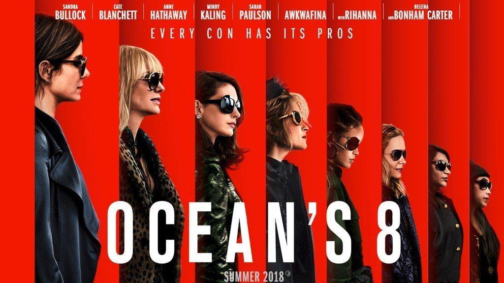 「瞞天過海:八面玲瓏」集合眾多大牌女星聯手合作。圖/摘自imdb