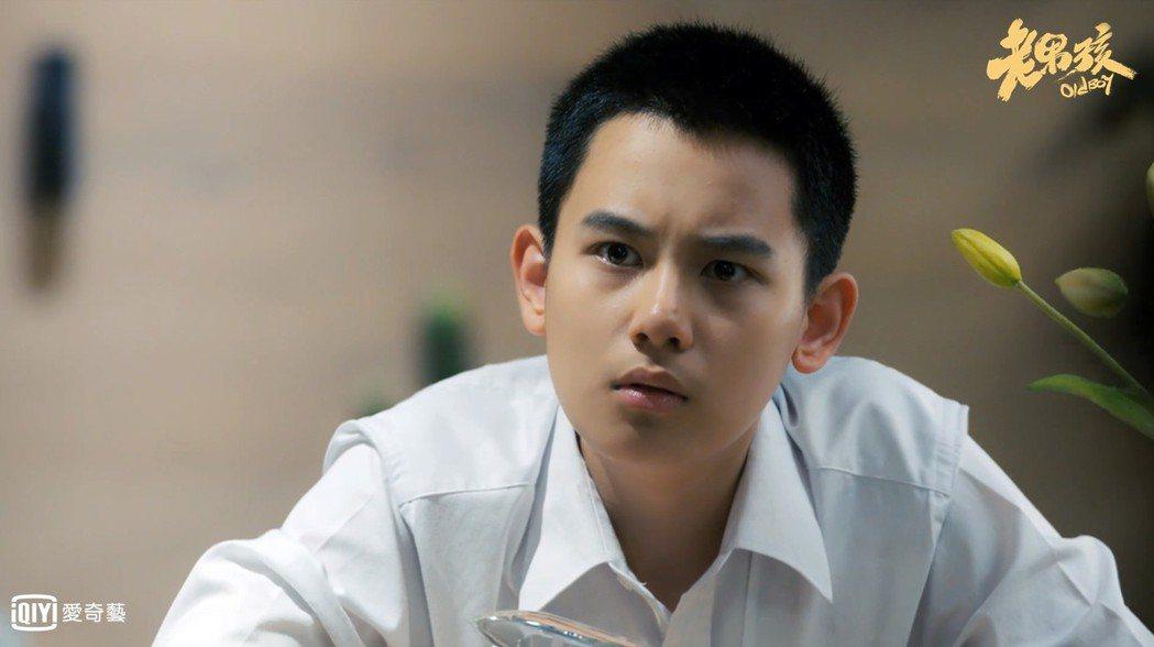 胡先煦在「老男孩」中的演出讓人眼睛一亮。圖/愛奇藝台灣站提供