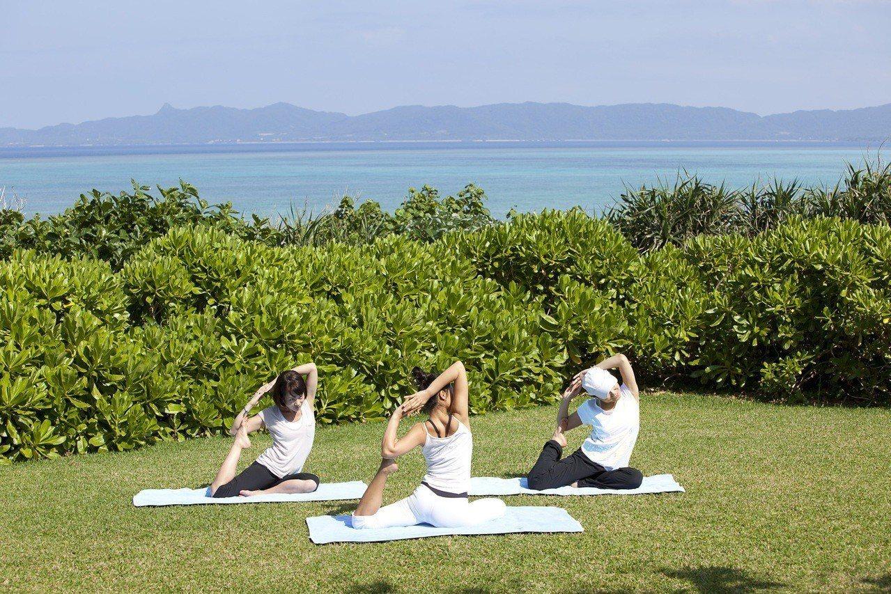 Club Med調查指出,石垣島是台灣旅客最愛的海島度假地。圖/Club Med...