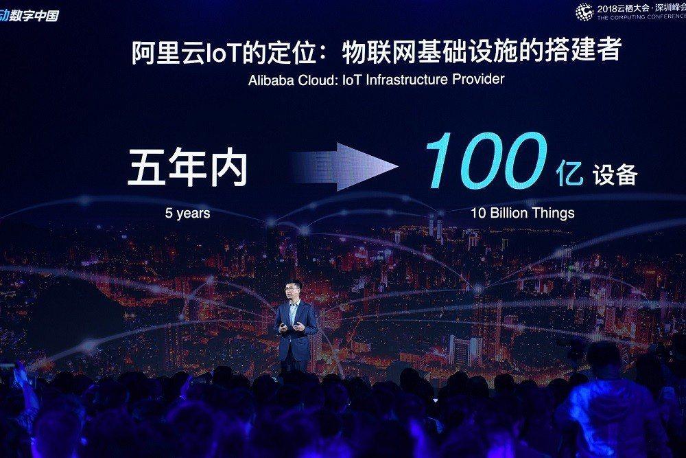 阿里巴巴集團資深副總裁、阿里雲總裁胡曉明宣布,阿里巴巴將會全面進軍互聯網領域,I...