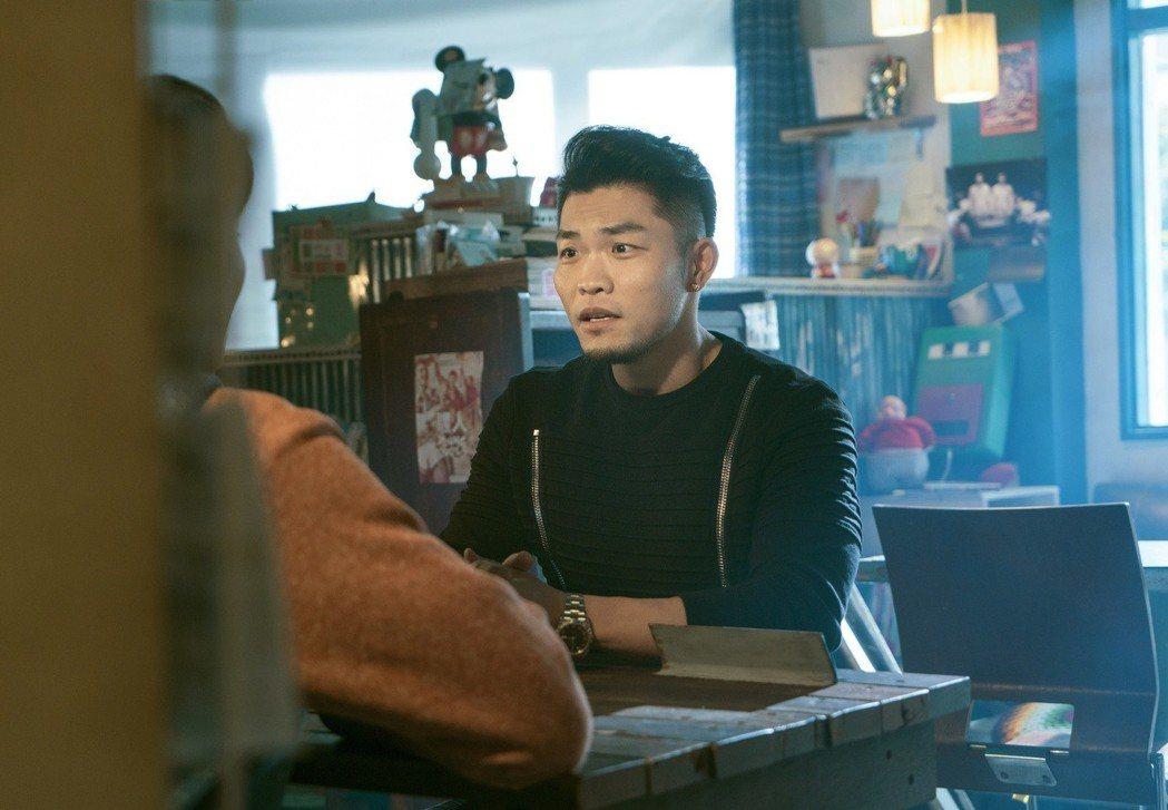 李玖哲客串「人際關係事務所」。圖/歐銻銻娛樂提供