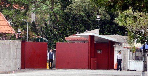 國安局證實 去年12月總統官邸槍枝走火