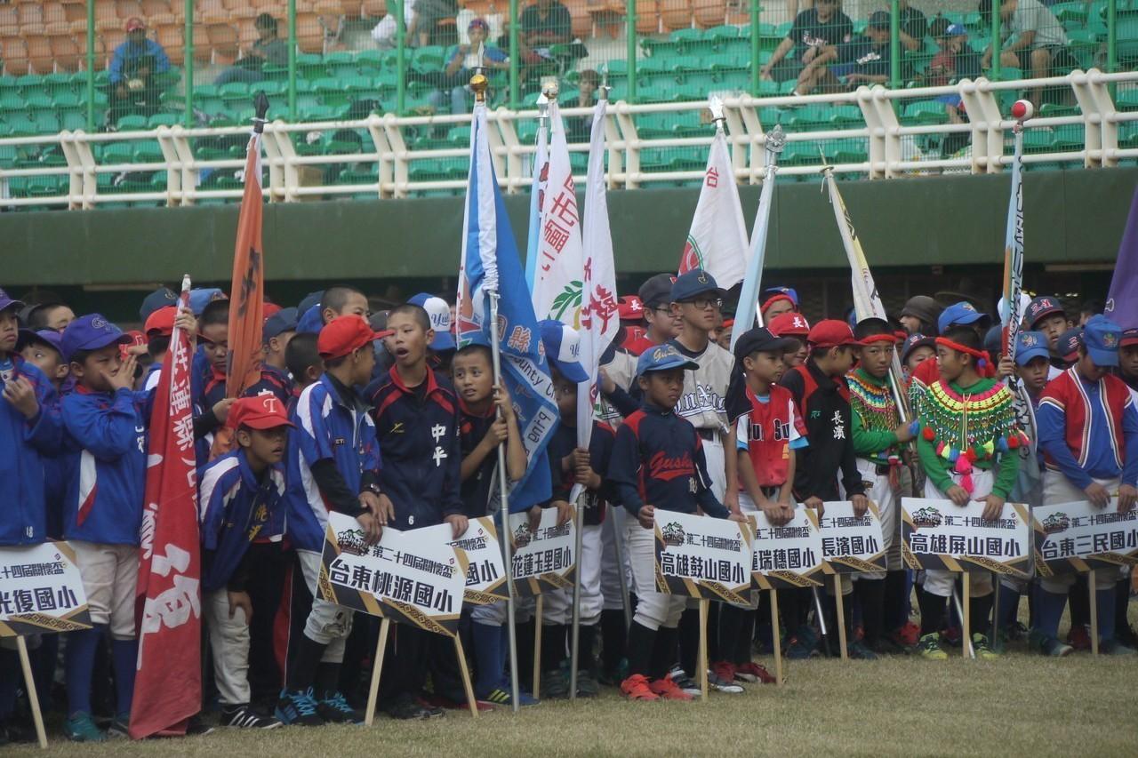 台南市爭取到連續7屆舉辦世界盃少棒賽,打破過往的紀錄,行政院長賴清德還親自在宣傳...