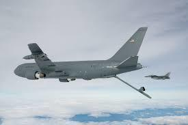 KC-46A空中加油機。 圖/翻攝自網路