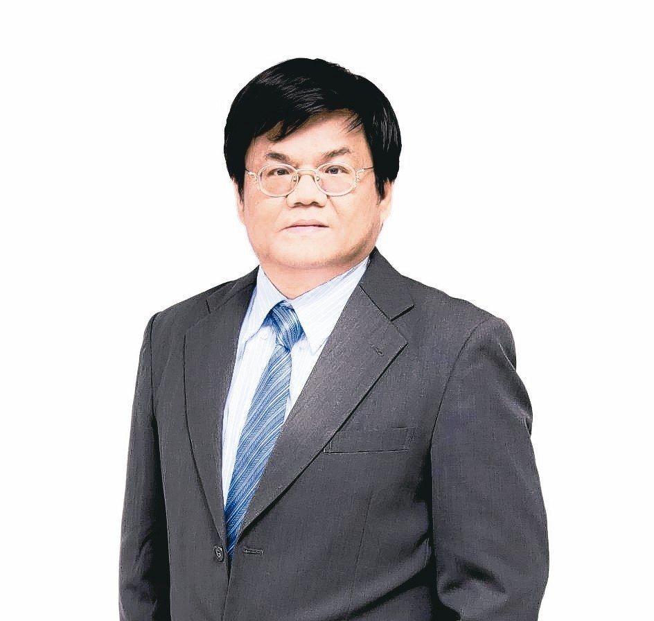 金屬中心MII產業顧問陳建任。陳建任/提供
