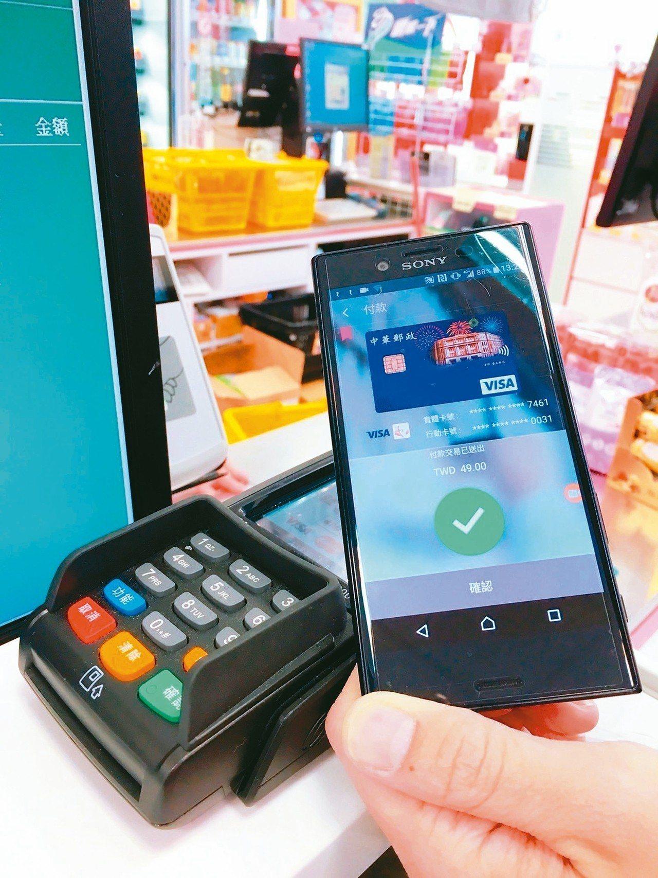 財政部主導公股銀行推動「台灣Pay QR Code共通支付標準」,VISA、Ma...